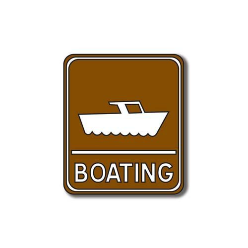 Scrapbook Customs - Sports Collection - Laser Cut - Boating Sign