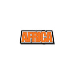 Scrapbook Customs - Country Word - Laser Cut - Africa
