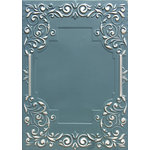 Spellbinders - 3D Embossing Folders - Shady Allure