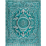 Spellbinders - M-Bossabilities Collection - Embossing Folders - 3 Dimensional - Mediterranean Medallion
