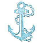Spellbinders - Shapeabilities Collection - InSpire Die - Anchors Away