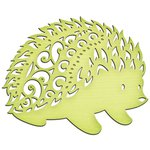 Spellbinders - Shapeabilities Collection - InSpire Die - Hedgehog
