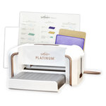 Spellbinders - Platinum - Die Cutting and Embossing Machine