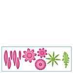 Spellbinders - Shapeabilities Collection - D-Lites Die - Create A Gerber Daisy