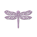 Spellbinders - Shapeabilities Collection - D-Lites Die - Dragonfly