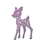 Spellbinders - Shapeabilities Collection - D-Lites Die - Deer