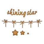 Spellbinders - D-Lites Die - Shinning Star