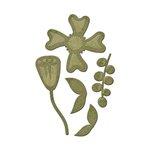 Spellbinders - Shapeabilities Collection - D-Lites Die - Stylized Flower