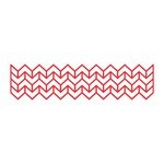 Spellbinders - Trendy Collection - Shapeabilities Die - Chevron Border