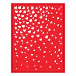 Spellbinders - Trendy Collection - Shapeabilities Die - Cascading Hearts