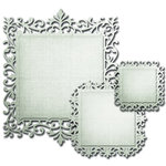 Spellbinders - Nestabilities Collection - Die - Decorative Elements - Floral Assortment