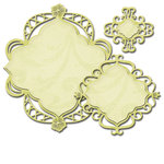 Spellbinders - Nestabilities Collection - Die - Decorative Fancy Diamond