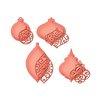 Spellbinders - Holiday Collection - Shapeabilities Die - Heirloom Ornaments