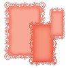Spellbinders - Holiday Collection - Nestabilities Die - Card Creator - Snowflakes View