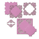 Spellbinders - Nestabilities Collection - Die - Reverent Square