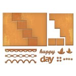 Spellbinders - Die - Pop Ups - Happy Days