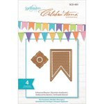 Spellbinders - Celebrations Collection - Die - Enhanced Banner