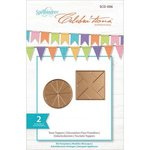 Spellbinders - Celebrations Collection - Die - Treat Toppers