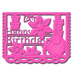 Spellbinders - Celebrations Collection - Die - Birthday