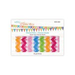 Spellbinders - Celebrations Collection - Washi Tape - Chevron Prints