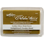 Spellbinders - Celebrations Collection - True Color Fusion Stamp Pad - Golden Glow