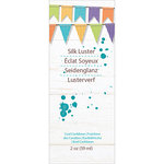 Spellbinders - Celebrations Collection - Silk Luster Ink - Cool Caribbean