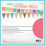 Spellbinders - Celebrations Collection - 12 x 12 Paper Pack - Captivating Coral
