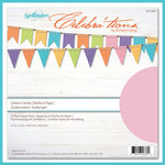 Spellbinders - Celebrations Collection - 12 x 12 Paper Pack - Cotton Candy