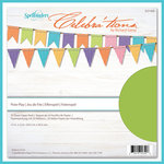 Spellbinders - Celebrations Collection - 12 x 12 Paper Pack - Pixie Play