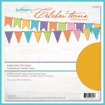 Spellbinders - Celebrations Collection - 12 x 12 Paper Pack - Golden Glow
