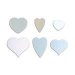 Spellbinders - Steel Rule Dies - Heart Felt