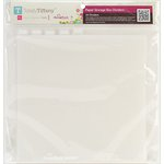 Totally Tiffany - Multicraft Storage System - Paper Storage Box Dividers - 10 Pack