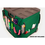 ScrapRack - Crop Crate Apron - Green