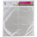 Totally Tiffany - Multicraft Storage System - Double X-Long Vertical Storage Pages - 10 Pack