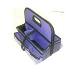 Totally Tiffany - Ditto - Desktop Tool Organizer - Purple