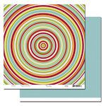 Scenic Route Paper - Garden Grove Collection - 12 x 12 Double Sided Paper - Joy Street, CLEARANCE