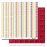 Scenic Route Paper - Garden Grove Collection - 12 x 12 Double Sided Paper - Chapman Ave, CLEARANCE