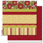 Scenic Route Paper - Sonoma Collection - 12 x 12 Double Sided Paper - Scrap Strip 2