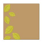 Scenic Route Paper - Sumner Collection - 12x12 Paper - Kraft Fall Leaves
