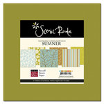 Scenic Route Paper - Bazzill Cardstock Collection Packs - Sumner