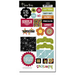 Scenic Route Paper - Garden Grove Collection - Chipboard - Superstar , CLEARANCE