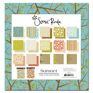 Scenic Route Paper - Collection Packs - Sumner