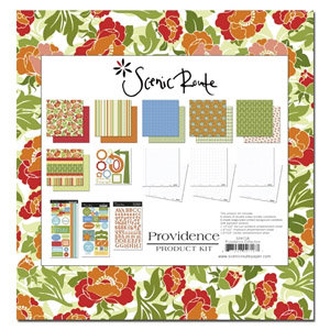 Scenic Route Paper - Providence Collection - Collection Pack - Providence, CLEARANCE