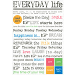 SRM Press Inc. - Stickers - Express Yourself - Everyday Life