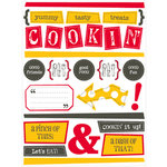 SRM Press Inc. - Cooking Collection - Stickers - Freestyle - Cookin'