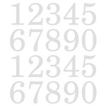 SRM Press Inc. - Stickers - We've Got Your Number - Extra Large - White