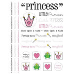 SRM Press Inc. - Stickers - Princess