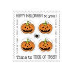 SRM Press Inc. - Stickers - Halloween