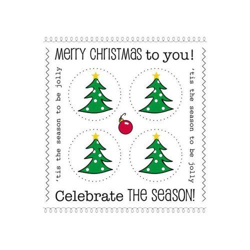 SRM Press Inc. - Stickers - Christmas