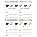 SRM Press Inc. - Stickers - We've Got Your Invite - Graduation